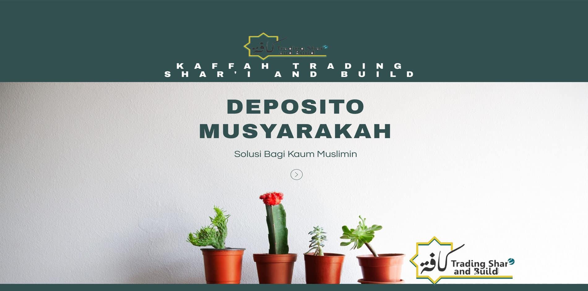 Deposito Musyarakah