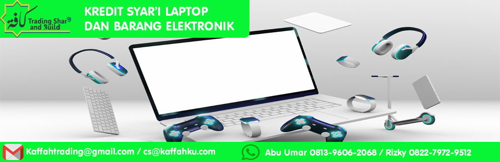 kaffah trading laptop dan barang elektronik