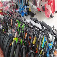 Kredit Syariah Sepeda